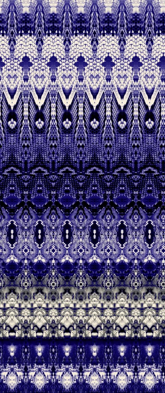 491Electric Blue/Black