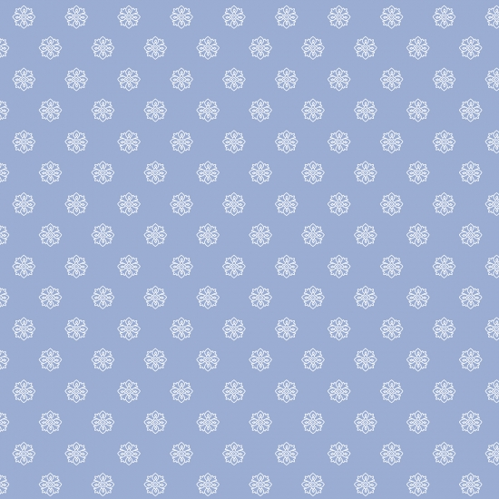 114Powder Blue White