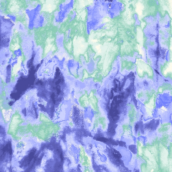 471Porcelain Blue Spearmint