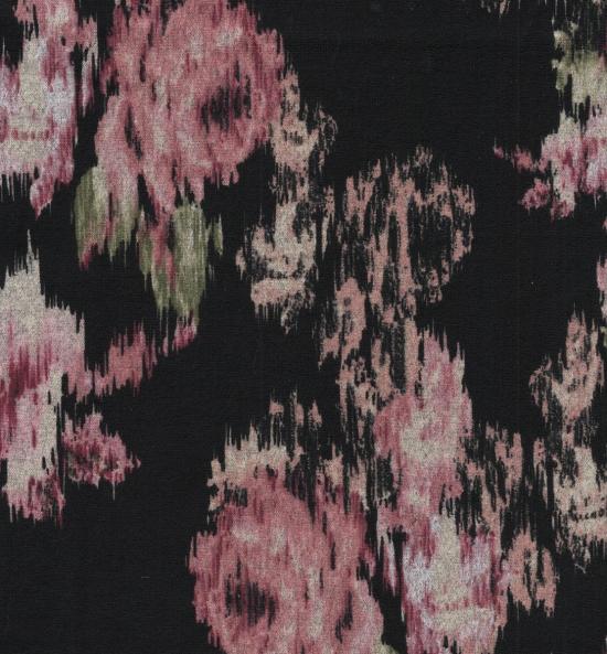 931 Black Blush Rose