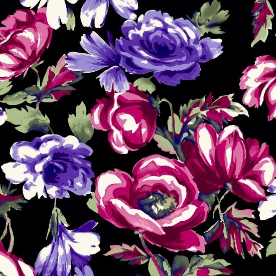 936Black Purple