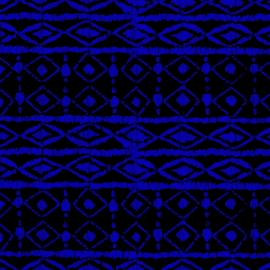 944Black Electric Blue