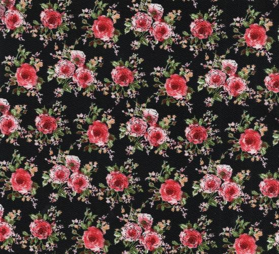973Hot Pink Black
