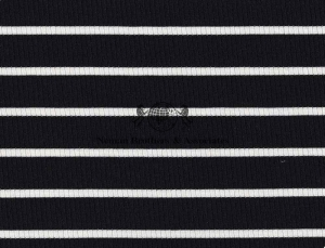 RIB + YARN DYE STRIPE